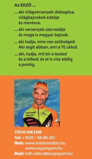 Tóth Viktor - triatlonedzo.hu